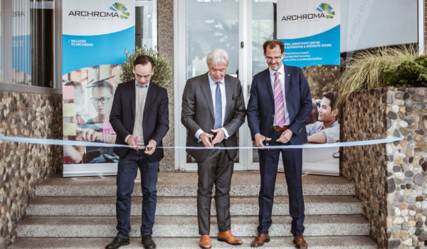 Archroma opens Global Competence Center for Automotive & Synthetic Dyeing in Germany