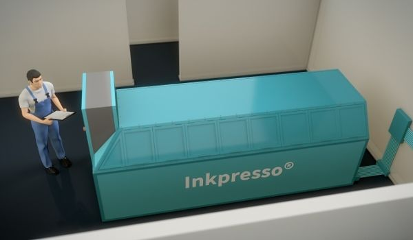 Archroma Introduces New Inkpresso® System For Digital Printing At Itma 2015