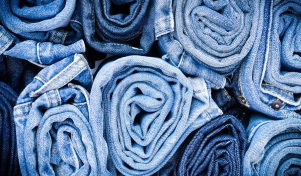 Dyeing denim & casual Wear